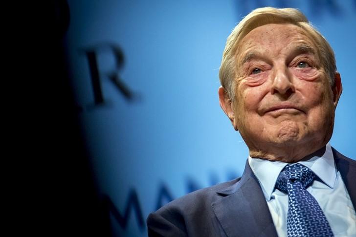 Corc Soros ona qarşı olan dövlətlərə meydan oxudu: