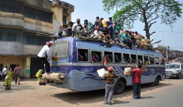 Hindistanda avtobus qəzası: