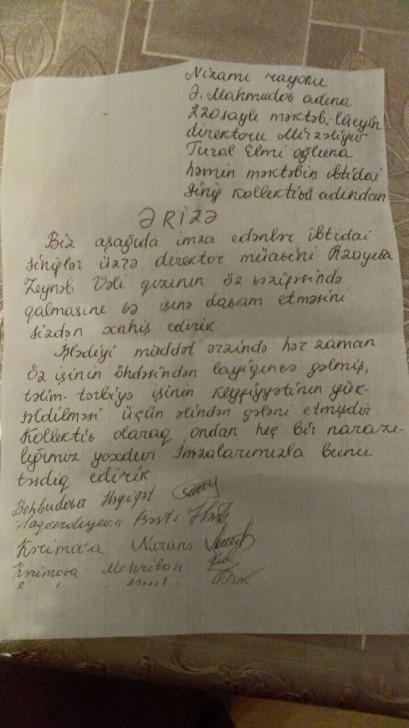 """""""Bütün qatı ƏLİYEVÇİLƏRİN sonu budur!"""" kəlməsini eşitməmək üçün...-"""
