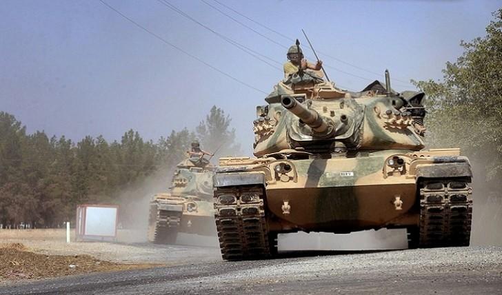 Türkiyə ordusu Afrində strateji yüksəkliyi ələ keçirib