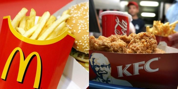 """""""McDonalds"""" və  """"KFC""""-dəki qıdalar zəhərdir, genetik silahdır-"""