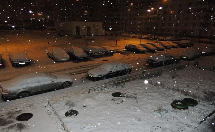 Moskvada havanın temperaturu -25 dərəcəyə düşüb