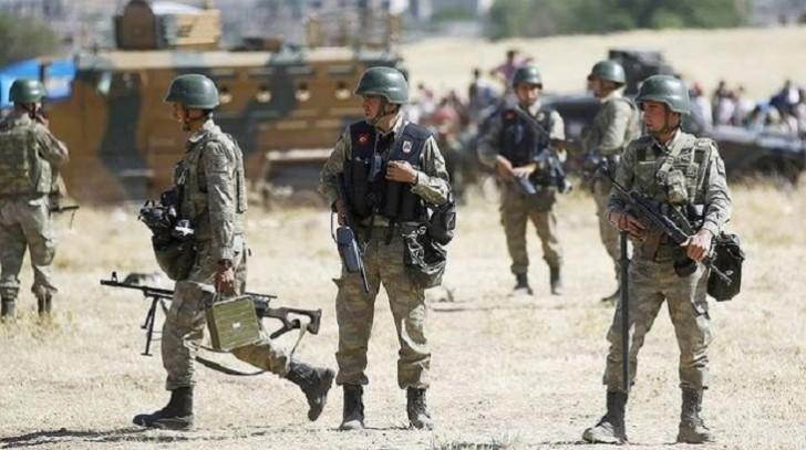 Türkiyə Ordusu terrorçuların silah-sursat daşıyan konvoyunu məhv etdi
