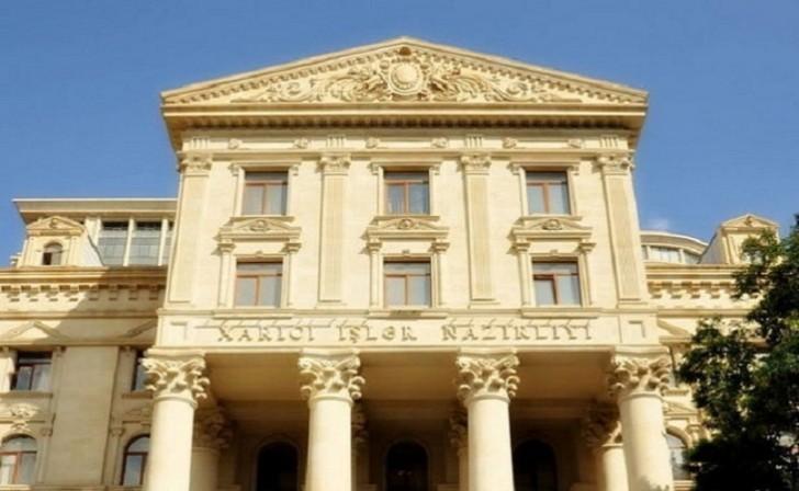 """Azərbaycan XİN Niderland parlamentinin """"erməni soyqırımı""""nı tanıması barədə"""