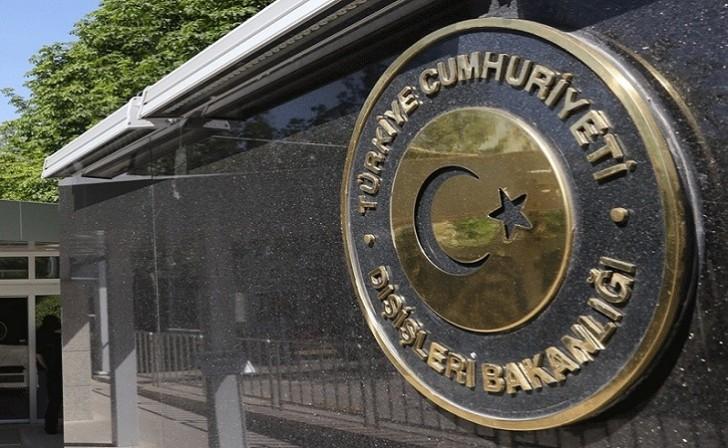 Niderland səfirliyinin müşaviri Türkiyə XİN-ə çağırıldı