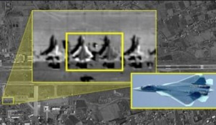 İsrail kəşfiyyatı Suriyada Rusiyanın məxfi Su-57 qırıcılarını görüntülədi