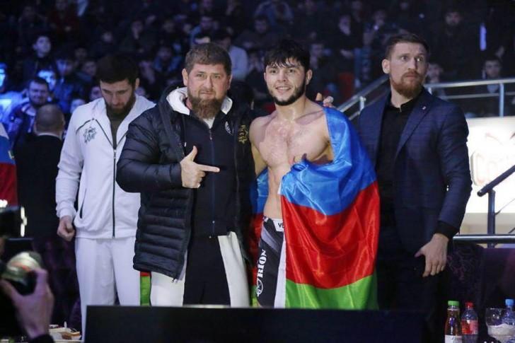 Tofiq Musayev WFCA 45 üzrə reytinq döyüşündə bayrağımızı dalğalandırıb