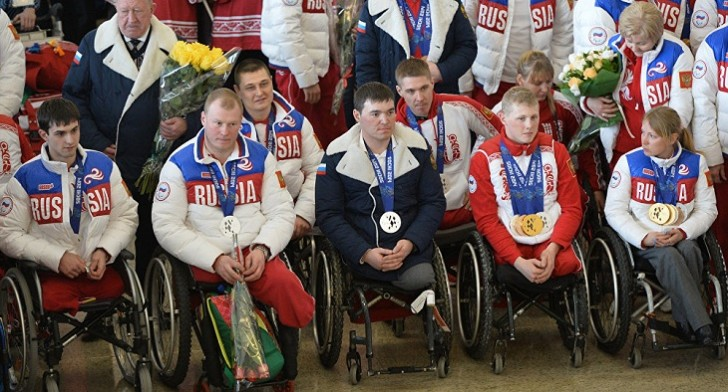 Paralimpiadaya Rusiyanın 30 idmançısı buraxıldı