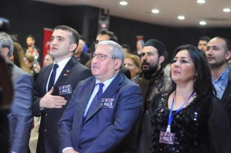 İstanbulda Xocalıya Ədalət Həftəsi başladı-