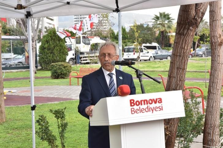 """Qənirə Paşayeva Bornovada qondarma """"erməni soyqırımı""""nı qəbul edən ölkələrə səslənib"""