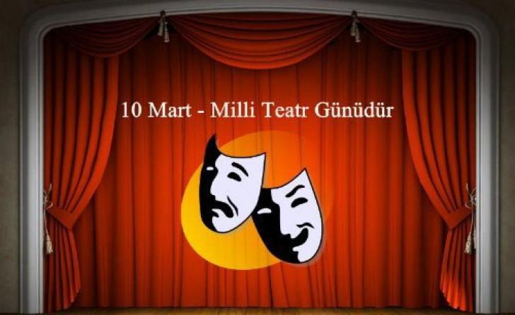 Bu gün Milli Teatr Günüdür