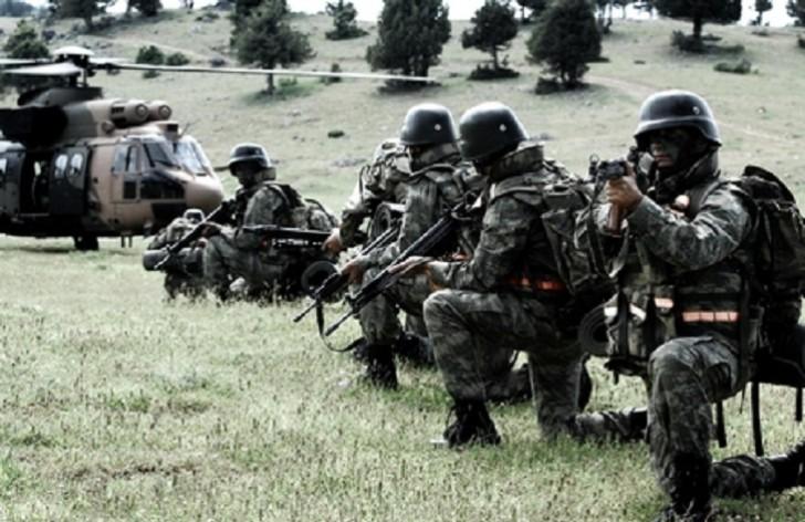 Türkiyə SQ Afrinin mərkəzini mühasirəyə almağa hazırlaşır