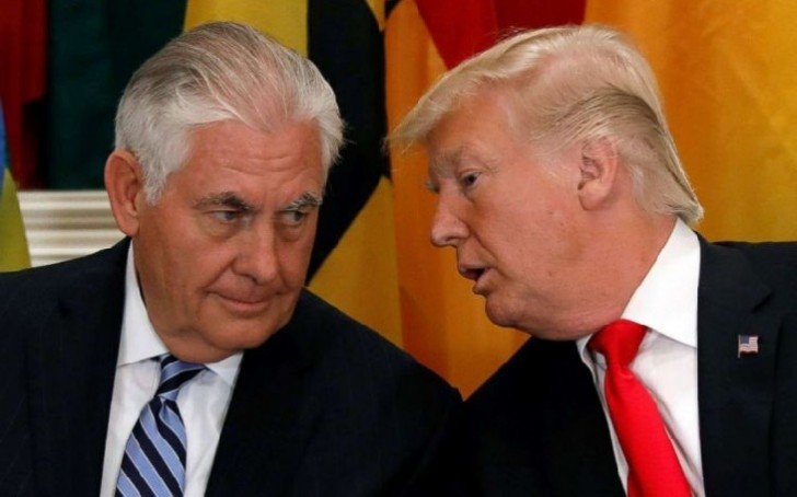 Tramp Tillersonu vəzifədən uzaqlaşdırmasının səbəbini açıqlayıb
