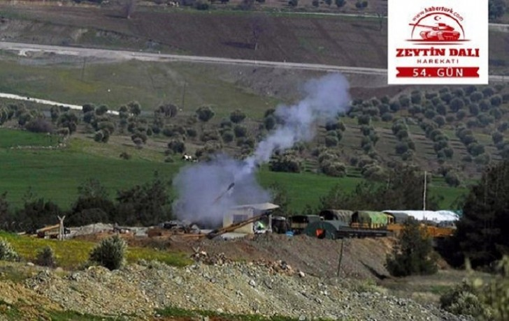 Türkiyə Ordusu Afrində daha 12 kəndi azad etdi