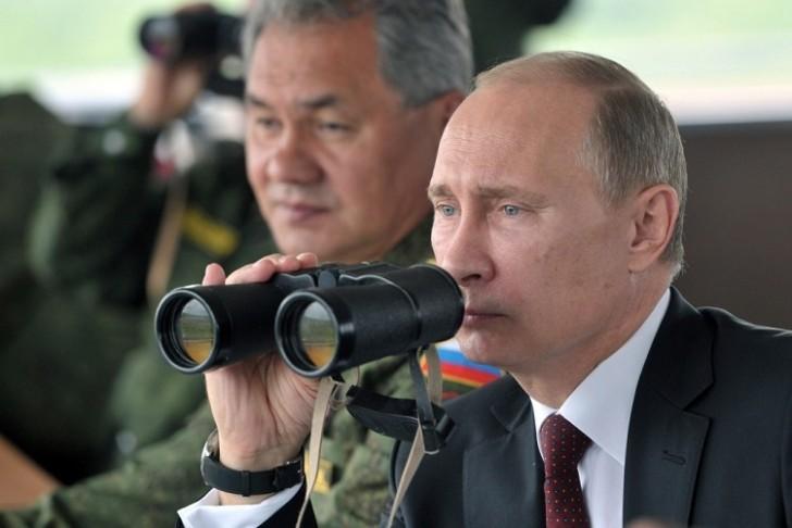 Rusiya-Qərb savaşı başladı: