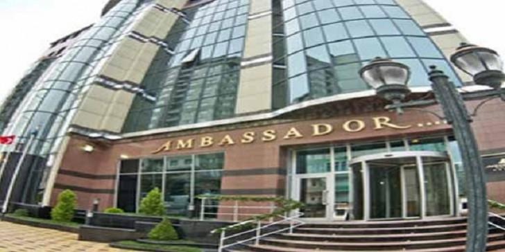 """Bakıdakı """"Ambassador"""" otelində ərəb turistin telefonu oğurlandı"""