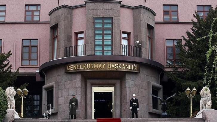 Türkiyə ordusunun Baş Qərargahı Afrində xəstəxananın bombalanması xəbərini təkzib edib
