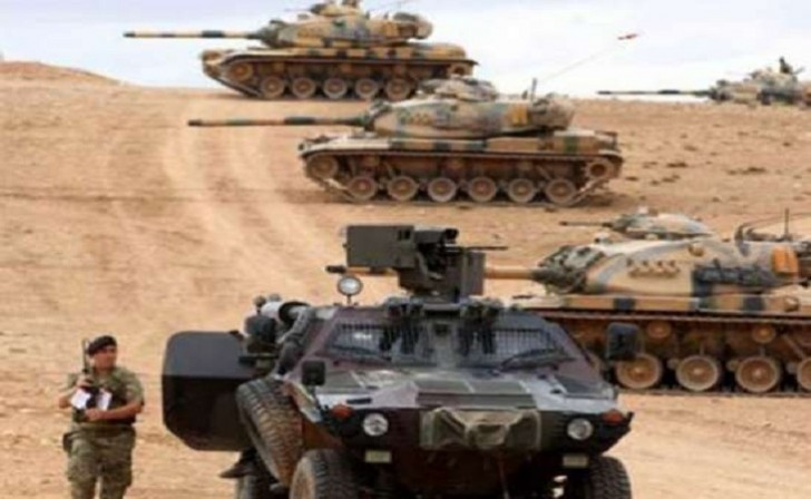 Türkiyə Baş Qərargahı Afrin əməliyyatı haqda