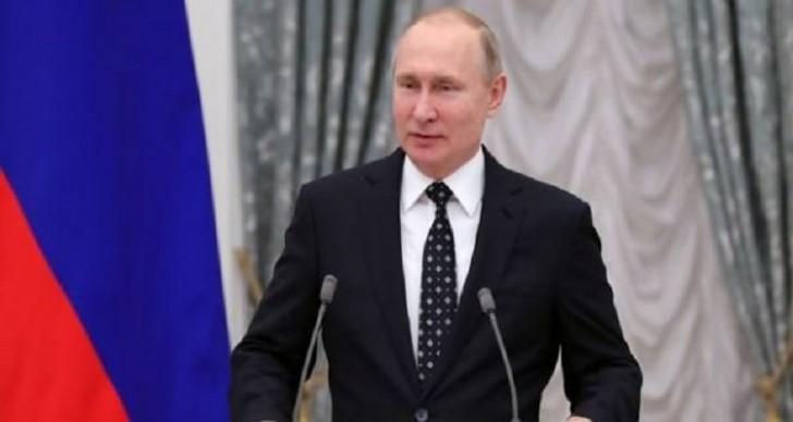 Rusiyada prezident seçkilərinin yekun nəticələri açıqlandı