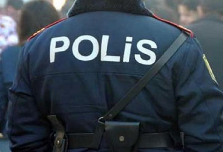 Bakıda polisə qarşı silahlı müqavimət göstərən şəxs öldürüldü