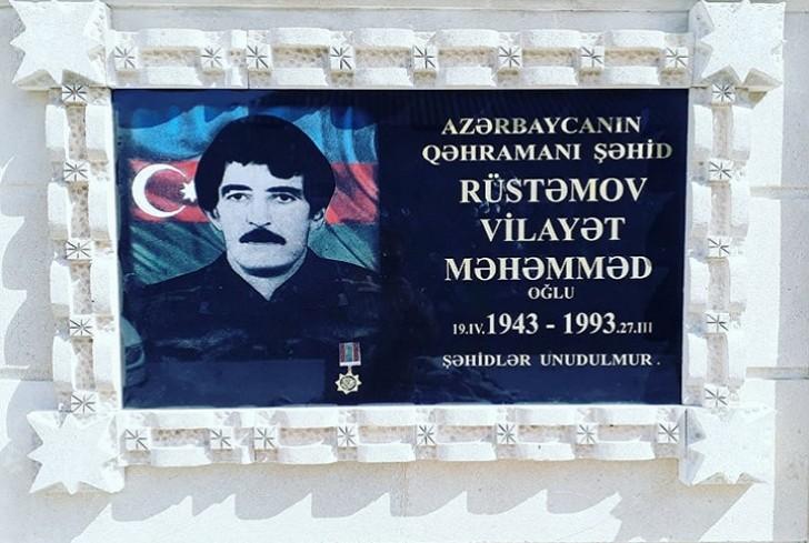Mehdi Səlimzadə şəhidin adına ailəsinin tikdirdiyi bulağı sökdürüb-