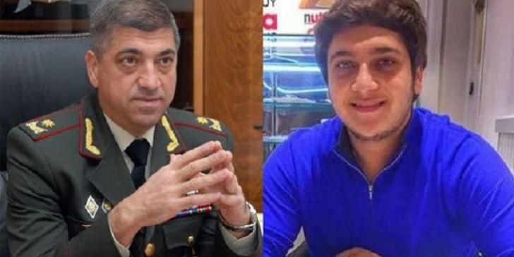 Novruzəli Orucovun oğlu: