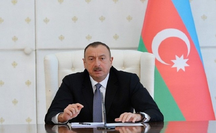 """İlham Əliyev: """"Belə alçaqlıq olmaz...""""-VİDEO"""