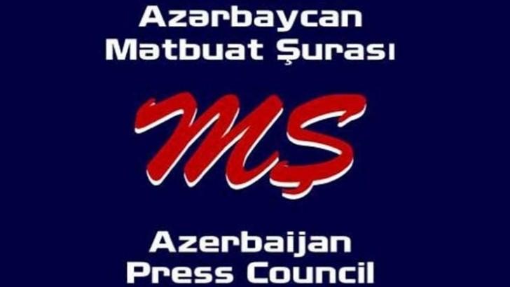 Mətbuat Şurası Prezident İlham Əliyevə təbrik məktubu ünvanlayıb