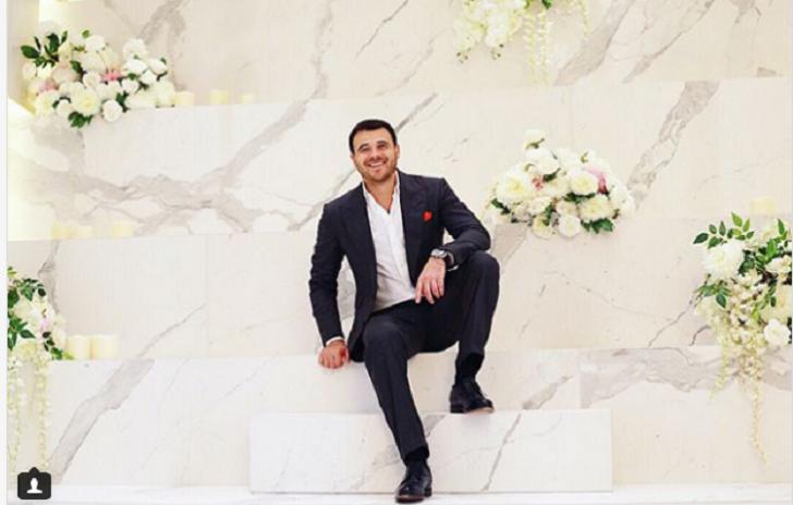 Emin Ağalarov nikah evi açdı