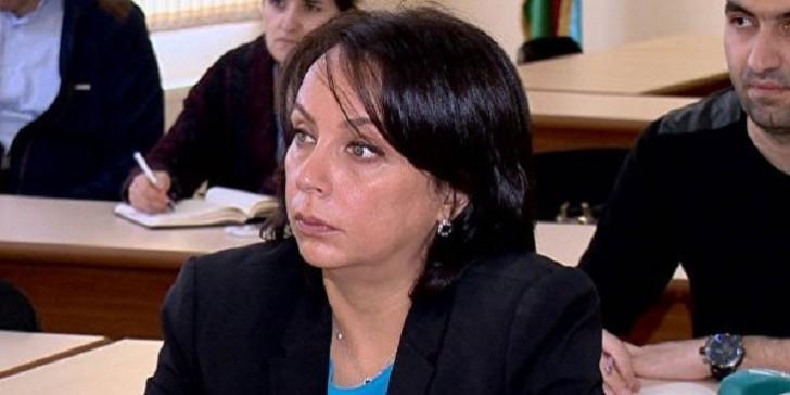 Liya Bayramova işdən çıxıb