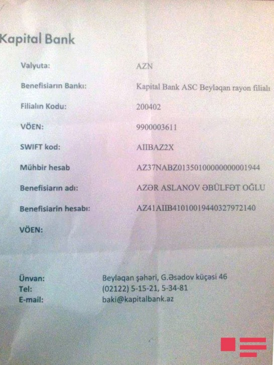 Aprel qəhrəmanı ağır durumda: