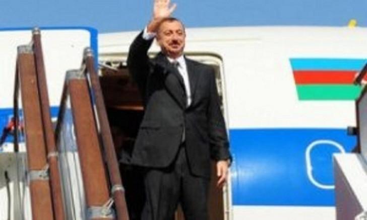 Azərbaycan Respublikası prezidenti İlham Əliyev Türkiyəyə səfər edəcək.