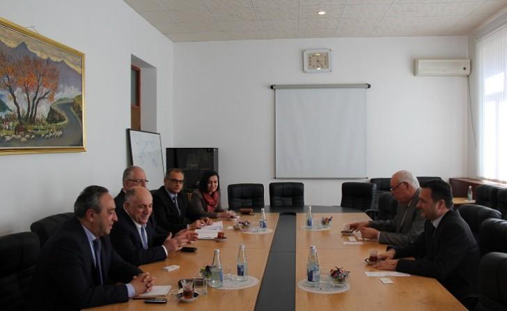 Azərbaycanla Bolqarıstan arasında viza rejiminin sədələşdirilməsi müzakirə olunur