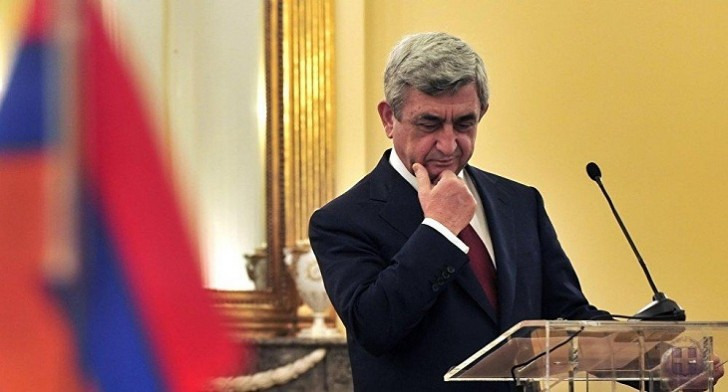 Serj Sərkisyan:
