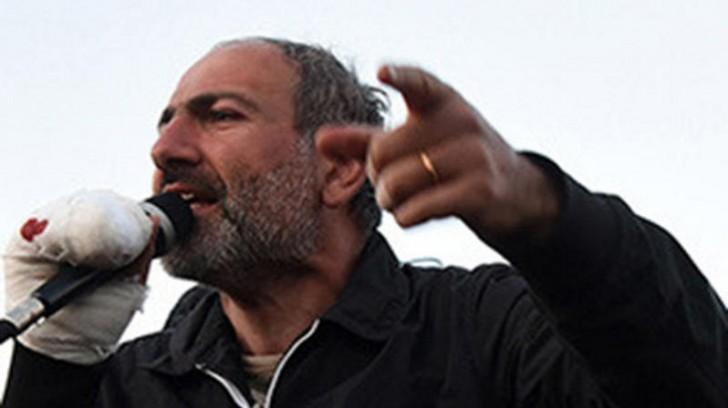 Nikol Paşinyan Ermənistanın hakim partiyasına yeni ultimatum verdi