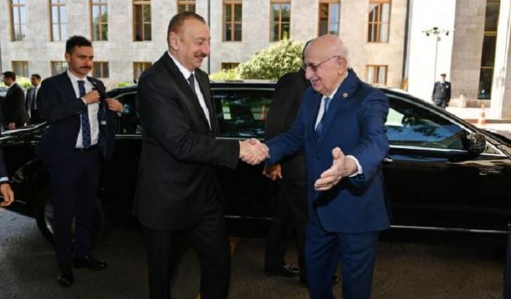 Azərbaycan prezidenti Türkiyə parlamentində-