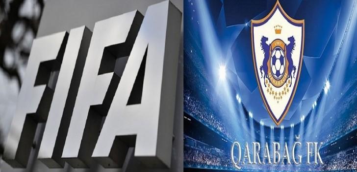 """FIFA """"Qarabağ""""ı təbrik etdi"""