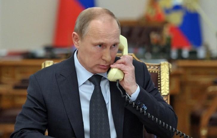 Putin etirazlara görə təcili İrəvana zəng edib