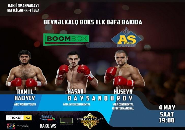 Bakıda beynəlxlq boks yarışı keçiriləcək: