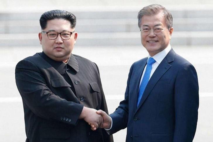 Koreya prezidentlərinin danışıqlarının ilk mərhələsi başa çatdı-