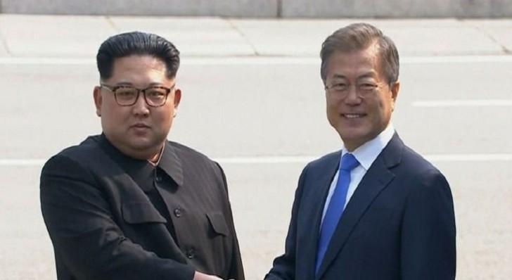 KXDR və Cənubi Koreya arasında tarixi sənəd imzalanıb