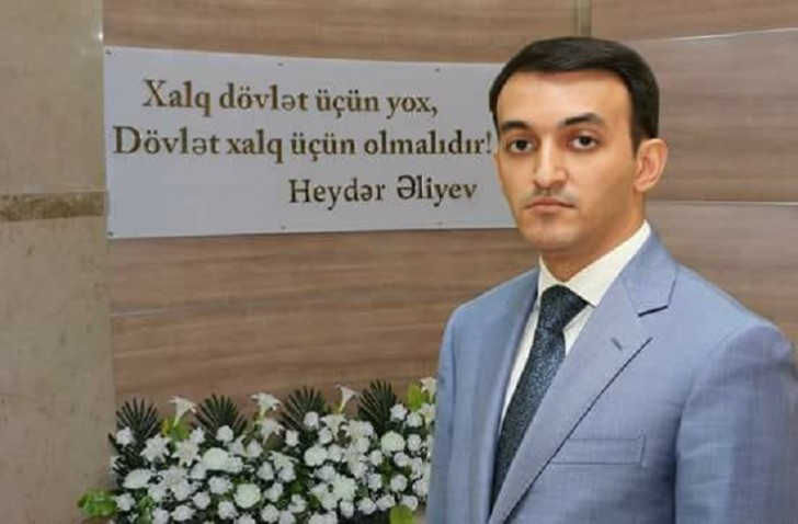 Prezident Ramiz Mehdiyevin oğluna yüksək vəzifə verdi
