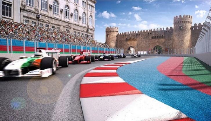 Formula 1 Azərbaycan Qran-Prisinin start düzülüşü müəyyənləşib