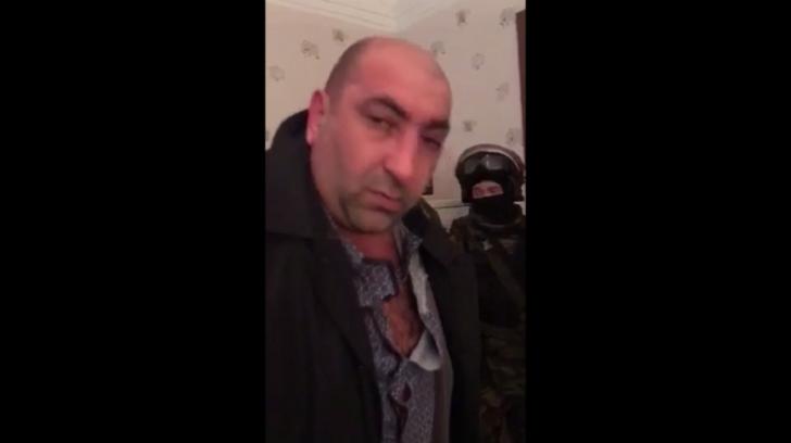 """""""Lotu Quli""""nin adamı Peterburqda tutuldu-"""