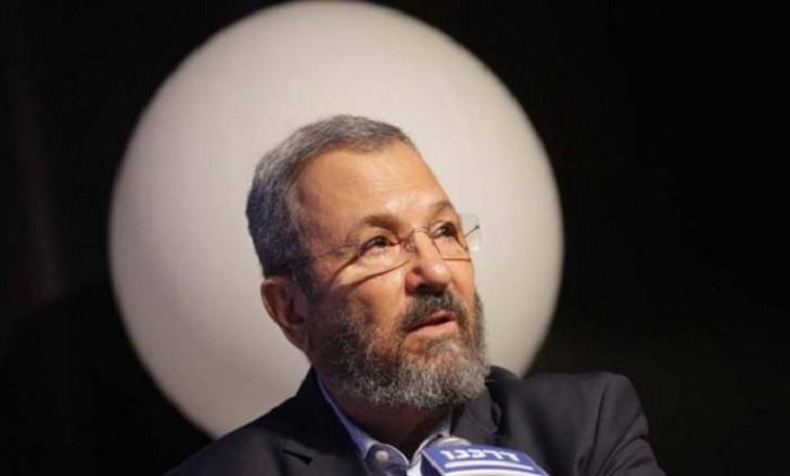 Ehud Barak: