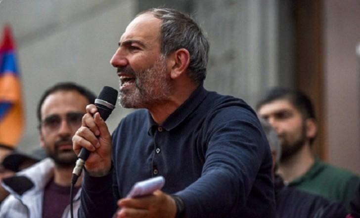 """Paşinyan: """"Mənim hökumətimdə oliqarxlar olmayacaq"""""""