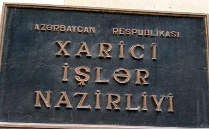 Azərbaycan XİN-dən Paşinyana cavab: