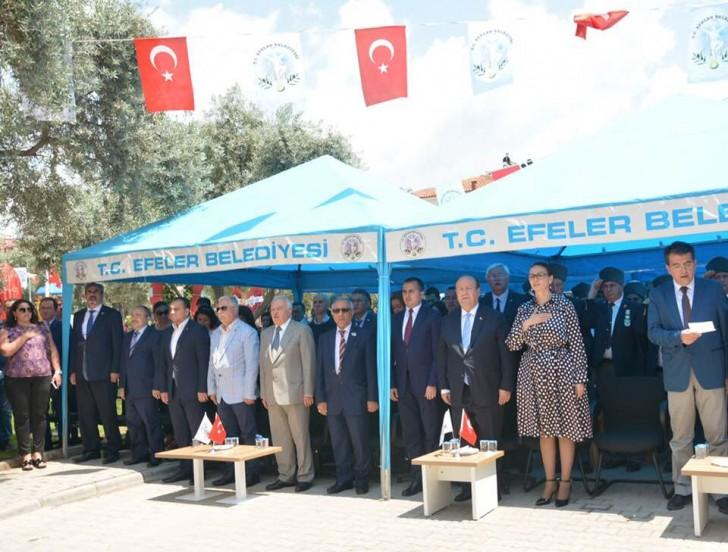 Qənirə Paşayeva Azərbaycan parkı və Xocalı abidəsinin açılışında Türk dünyasına çağırış edib