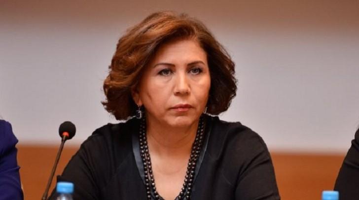 Bahar Muradova: