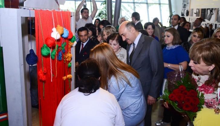 Azərbaycan Xalça Muzeyində Beynəlxalq Muzeylər Günü qeyd olunub